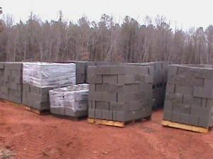 Foundation block