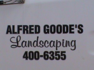 Alfred Goode's Landscaping